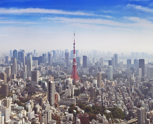 Tokyo Flights from SYD 2018 and 2019