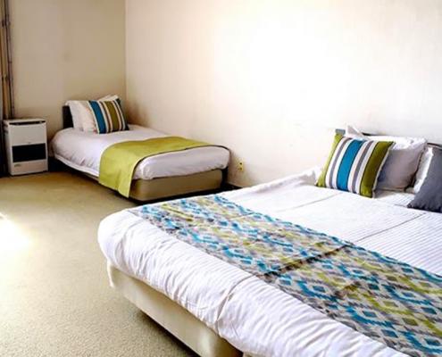 Triple Room Accommodation - Yamadasan Ski Lodge at Madarao Japan