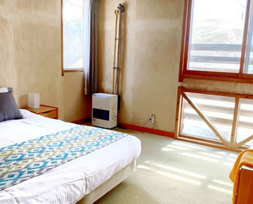 Twin / Double Room with super queen bed